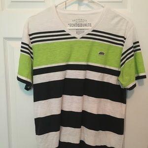 Ecko Unlimited striped T-shirt